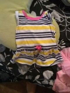 more baby girl clothes