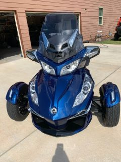 2016 Can-Am SPYDER RT LIMITED SE6