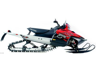 2008 Polaris 700 Dragon RMK 155 Trail Sport Snowmobiles Elk Grove, CA