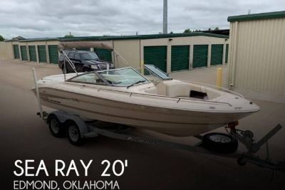 1995 Sea Ray 200 Signature Select