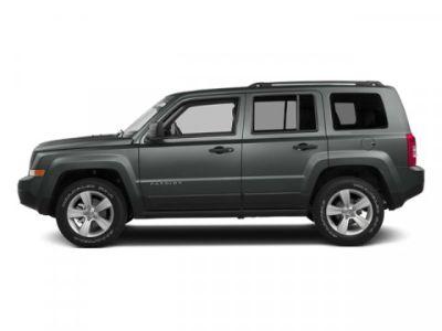 2014 Jeep Patriot Latitude (Mineral Gray Metallic Clearcoat)