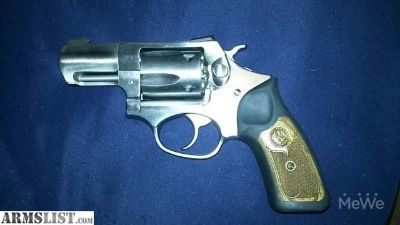 For Sale: Ruger SP101 Wiley Clapp