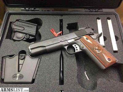 For Sale: Springfield Range Officer NIB