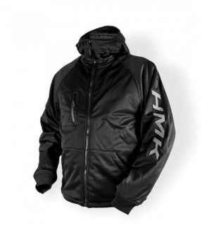 Sell HMK Hooded Tech Shell Jacket Black/Gray motorcycle in Holland, Michigan, United States, for US $125.99