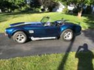 2002 Ford Cobra Replica 2dr Convertible for Sale by Owner