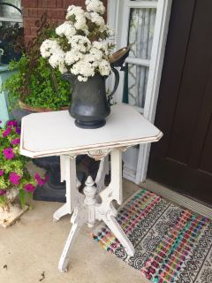 Great antique side or accent table