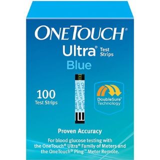 CASH FOR YOUR DIABETIC TEST STRIPS - One Touch Ultra 100's -