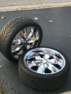 Rims 20 inches