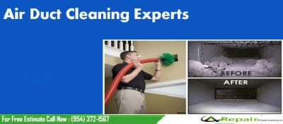 Give a Cleaning Treat to Ducts through Air Duct Cleaning Plantation