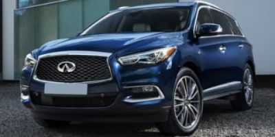 2019 Infiniti QX60 LUXE (Red Bordeaux)