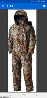 For Sale: Herters Insulated Camo Coveralls 2XL