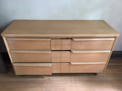Mid Century Scandinavian Vintage Chest of Drawers