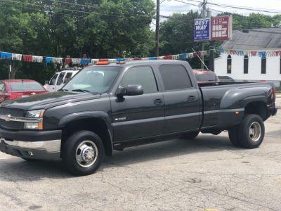 2003 Chevrolet Silverado 3500 Base (Dark Gray Metallic)