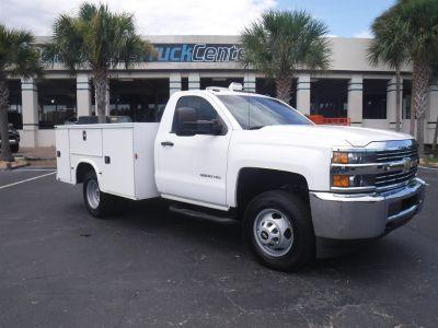 2015 Chevrolet RSX Work Truck (White)