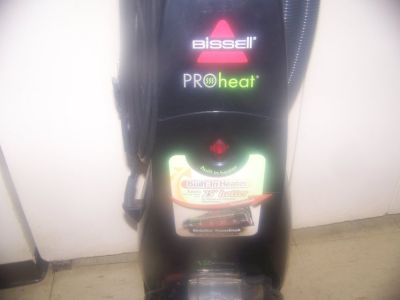 Carpet cleaner Bissel Pro Heat
