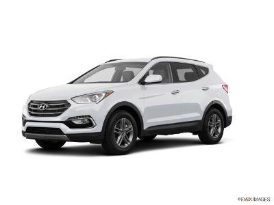 2018 Hyundai Santa Fe Sport 2.4L GDI 4CYL (Pearl White)