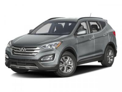 2016 Hyundai Santa Fe Sport 2.4L (Platinum Graphite)