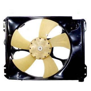 Buy New Radiator Cooling Fan Motor Shroud Housing Subaru Forester Impreza SUV motorcycle in Dallas, Texas, US, for US $82.03