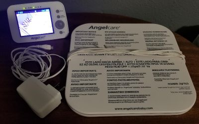 Angelcare AC1320 baby monitor