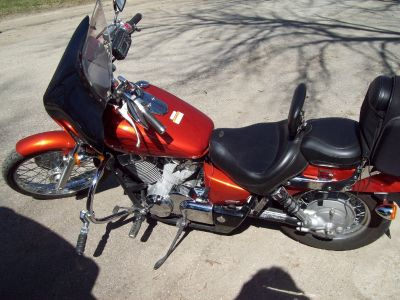 2012 Honda SHADOW SPIRIT 750 ABS