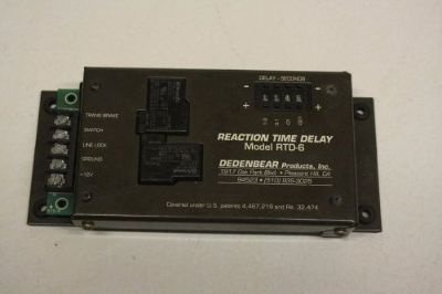Sell Dedenbear Reaction Time Delay Box RTD6 motorcycle in Melbourne, Florida, United States, for US $129.99