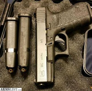 For Sale/Trade: LNIB Glock 19c gen 3
