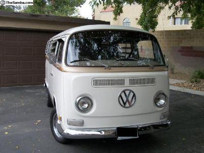 '72 Restored VW Van