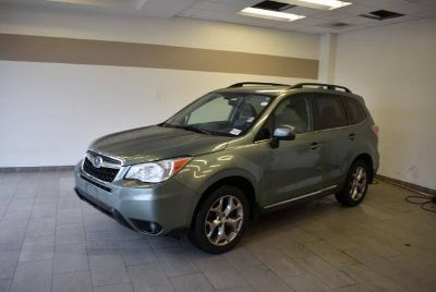 Used 2016 Subaru Forester 4dr CVT PZEV