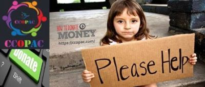 Donate at Ccopac charity foundation and serve food to many pangs of hunger