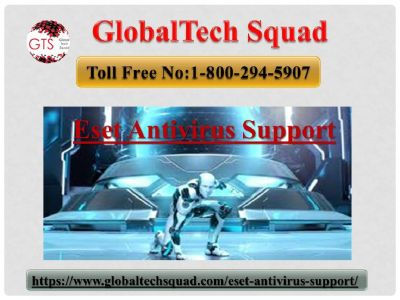 Eset Antivirus Support |Toll Free 1-800-294-5907