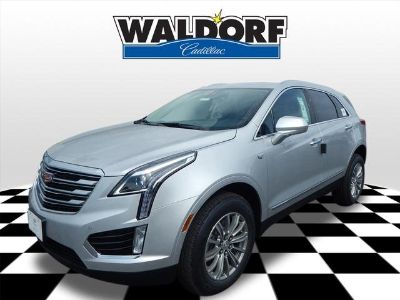 2019 Cadillac XT5 Luxury FWD (radiant silver metallic)