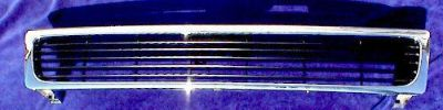 Sell New CHROME GRILLE 92 93 94 Nissan MAXIMA 1992 1993 1994 motorcycle in Saint Paul, Minnesota, US, for US $98.00