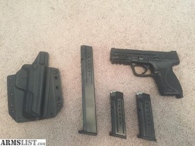For Sale: M&P 9mm compact 2.0