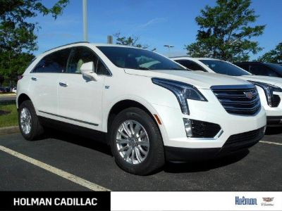 2019 Cadillac XT5 FWD (Crystal White Tricoat)