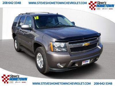 2013 Chevrolet Tahoe LT (mocha steel metallic)