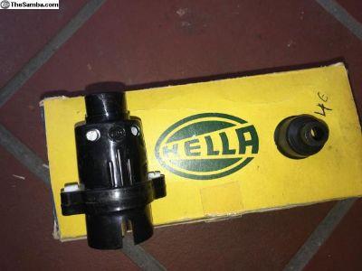 HELLA Accessory NOS Trailer Socket