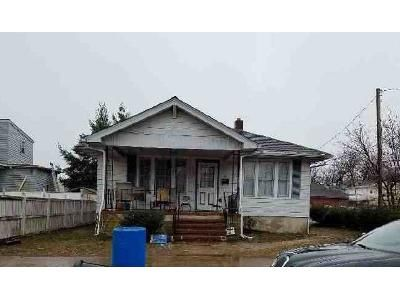 4 Bed 1 Bath Foreclosure Property in Millville, NJ 08332 - E Powell St