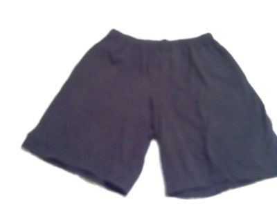 Lounge Shorts. Size M. No tags. Dark navy. Pick up at Target in McCalla on Thursdays 5:15 to 6:00pm.