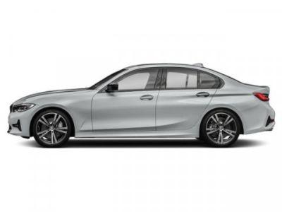 2019 BMW 3-Series 330i xDrive (Glacier Silver Metallic)
