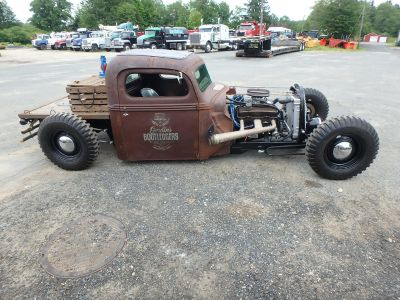 1938 FORD TRUCK RAT ROD