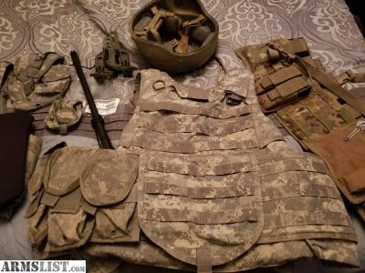 For Sale/Trade: Genuine Army Goods