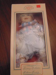 Century Collection - Genuine Porcelain Doll