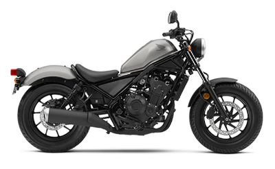 2018 Honda Rebel 500 Cruiser Motorcycles Irvine, CA