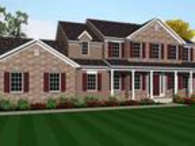 The Moses Manor by Keystone Custom Homes: Plan to be Built