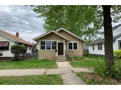 2 Bed 1 Bath Preforeclosure Property in Saint Paul, MN 55104 - Edmund Ave