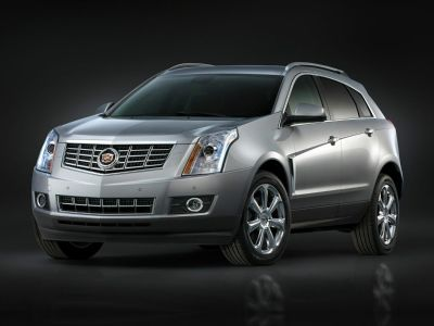 2015 Cadillac SRX Luxury (Black Raven)
