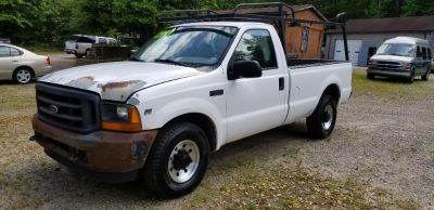2001 Ford RSX King Ranch (White)