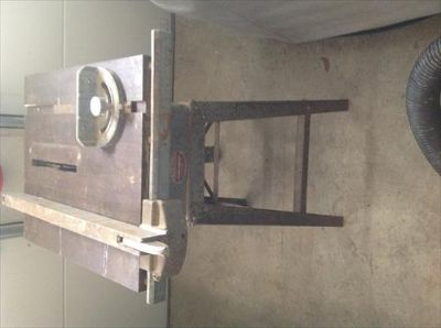 Sprunger table saw