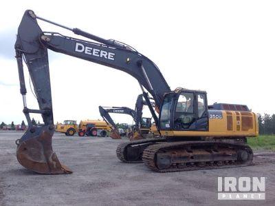2013 John Deere 350G LC Track Excavator