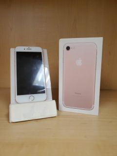 APPLE IPHONE 7 32GB ROSE GOLD (BOOST MOBILE)